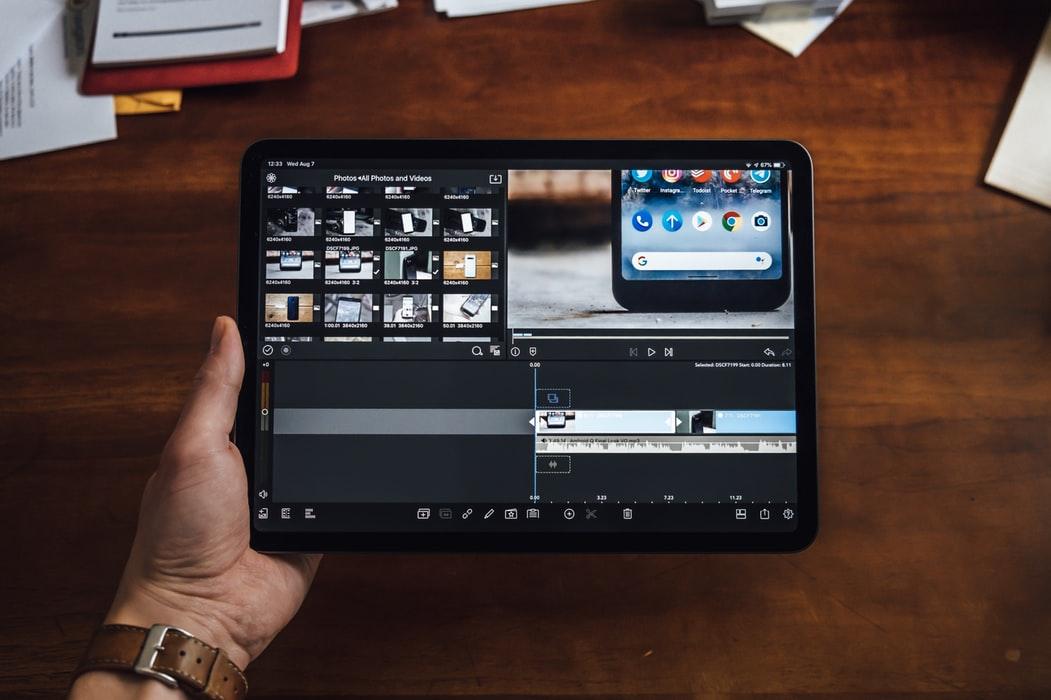 Videos und Fotos bearbeiten – ganz einfach!